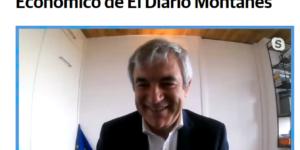 Luis Garicano Foro El Diario Montañés
